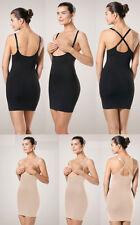 NEU Plie Stark Formkleid XS S M L XL Miederkleid Unterkleid schwarz beige 32-42
