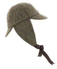 Failsworth Harris Tweed Sherlock / Deer Stalker Hat