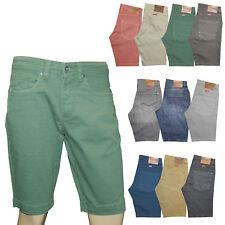 Hero Herren Denim Bermuda Stretch Jeans Hose Short Outdoorjeans