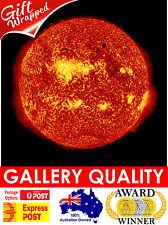 NEW Venus Transit's the Sun, Hubble NASA Space, Giclee Art Print or Canvas