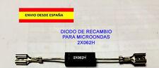 DIODO DE RECAMBIO PARA HORNO DE MICROONDAS ELECTRODOMESTICOS 2 TIPOS VER FOTOS