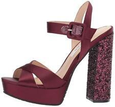 Nina Womens savita Open Toe Casual Slingback Sandals