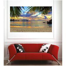 Affiche poster  vue sur la plage 56080486