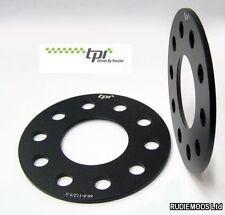 TPi Wheel Spacers BMW 5 series E34 5mm per side 5x120 72.6