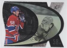 2014 SPx 1997-98 Retro 80 Sven Andrighetto Montreal Canadiens Rookie Hockey Card