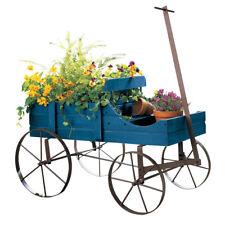 Amish Wagon Decorative Indoor / Outdoor Garden Backyard Planter