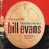 "Bill Evans ""Practice Tape, Vol. 1"" cd MINT"