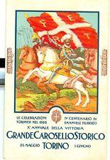 D. GAIDO 1928 Grande Carosello Storico di Torino