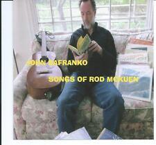 John SaFranko- Songs Of Rod McKuen compact disc,2012,factory-sealed