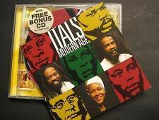"ITALS ""MODERN AGE"" - 2 CD - INCLUSIVE BONUS CD"
