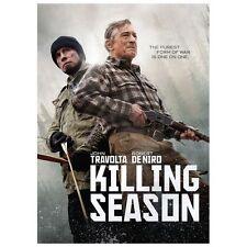 Killing Season - (DVD)  New Free Shipping