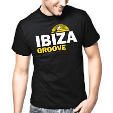 Ibiza Groove | Music Club | | DJ | Sun | House | funk | funky | S-XXL T-Shirt