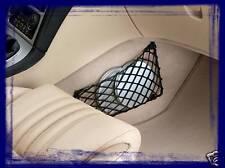 Filet de rangement vide poche voiture console centrale