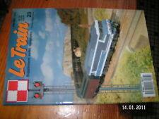 Le Train n°23 CC7100 Pollution 231G 558 Trémie 241 C1