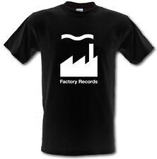 Factory Records Manchester Hacienda fac51 pesado algodón camiseta de tamaño pequeño-Xxl