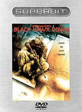Black Hawk Down (Superbit Collection) DVD, Josh Hartnett, Ewan McGregor, Tom Siz