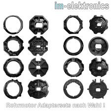 IM IMF Adapter Set für Rohrmotor Rolladen Motor Achtkantwelle Markisen Rundwelle