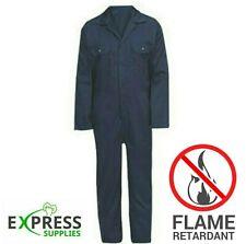 Flame Retardant Boiler Suit Workwear Overalls - Unisex - Choose your size!