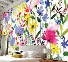 Sunrise in the desert cactus nature wallpaper mural design wm065