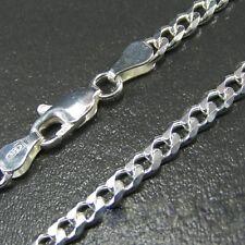 Panzerkette Armband Silberarmband 5mm Armkette Echt 925 Sterlingsilber Silber