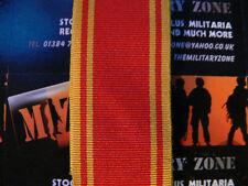Full Size Medal Ribbon - Fire Service Long Service