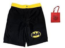 Batman Logo Mens' Boardshorts and Tote - 2 Piece Gift Set