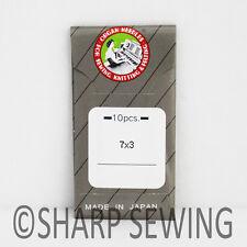 10 ORGAN 7X3, 794H, DYX3  NEEDLES  fits SINGER 144W & 145W SEWING MACHINE