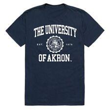 University of Akron Zips NCAA Seal Tee T-Shirt