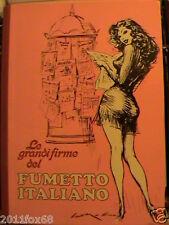 walter molino zavattini pedrocchi le grandi firme del fumetto italiano anno 1971
