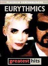 EURYTHMICS GREATEST HITS Platinum Annie Lennox Sweet Dreams 21 Songs NEW DVD