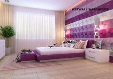 3d decorativi pannelli parete/soffitto, Piastrelle Rivestimento