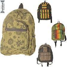Vishes Umhängetasche Baumwolle Hippie Goa Tasche Beutel Sommertasche
