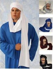 ARABIAN KNIGHT TURBAN MIDDLE EAST ARAB SULTAN ALADDIN SHEIK PRINCE COSTUME HAT