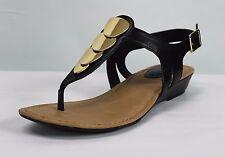 Montana Manor Wedge Women's Sandal  Black