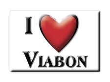 MAGNETS FRANCE - CHAMPAGNE ARDENNE AIMANT I LOVE VIABON (EURE ET LOIR)
