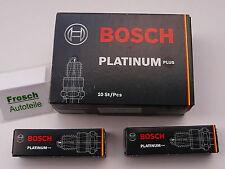 12x Bosch Platin Zündkerze für Mercedes CLK 320 160KW 218PS/HP C208 C209 V6