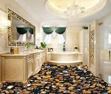 3D Beautiful Stones 84 Floor WallPaper Murals Wall Print Decal AJ WALL CA Lemon