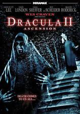 Dracula II: Ascension DVD