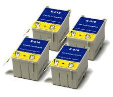 4x colore COMPATIBILE (NON OEM) Cartucce di inchiostro per sostituire t018 Girasole