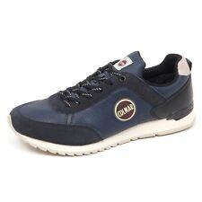 E7458 sneaker uomo blu COLMAR TRAVIS DRILL scarpe shoe man a20a62117b0