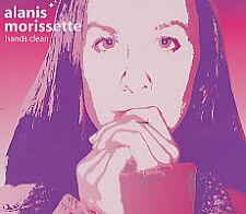 ALANIS MORISSETTE 'HANDS CLEAN + BONUS' 2-TRACK CARD CD