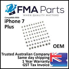 iPhone 7 PLUS OEM Full Screw Set Kit Bottom Phillips Tri-Point Y000 Pentalobe