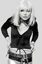 Blondie Debbie Harry cartel 3 (tamaños-A5-A4-A3-A2) + Gratis Sorpresa A3 Cartel