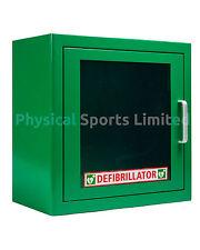 Defibrillator Cabinet, Indoor | Alarmed | Full Steel Construction