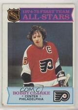 1975-76 Topps Bobby Clarke #286 HOF