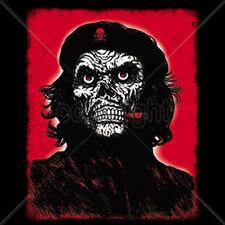 Che Guevara Skull Art Work Revolution Culture T-Shirt Tee