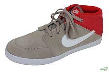 Nike suketo Mid LTR 2, beige/rojo claro High Top cortos Boots, 631686016 nuevo