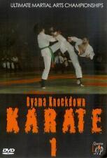 Oyama Knockdown Karate - Vol. 1 (DVD, 2007)