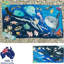 Brand New OCEANARIUM Quick Dry Beach Towel