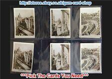 ☆ Cavanders Peeps into Many Lands 1929 Series 3 MFS48 (G/F) *Please Select*